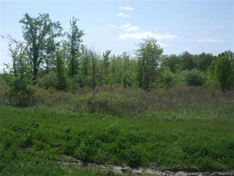 Mckinley, Cottrellville Township, MI 48039