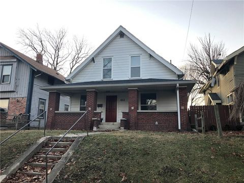 Photo of 412 N Riley Ave, Indianapolis, IN 46201