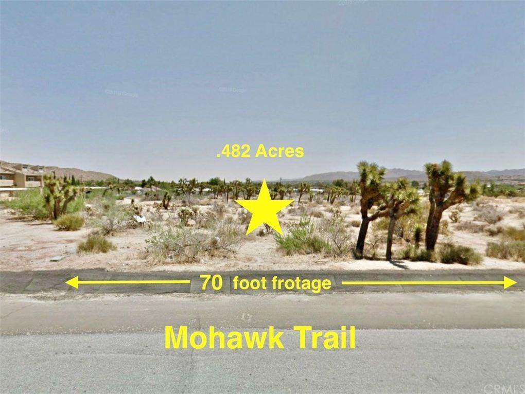Mohawk Trl Yucca Valley, CA 92284