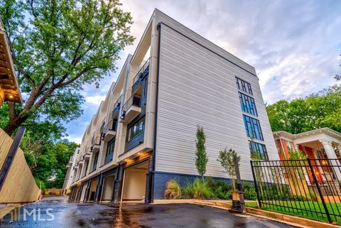 Photo of 910 Ponce De Leon Ave Ne Unit 2 R, Atlanta, GA 30306