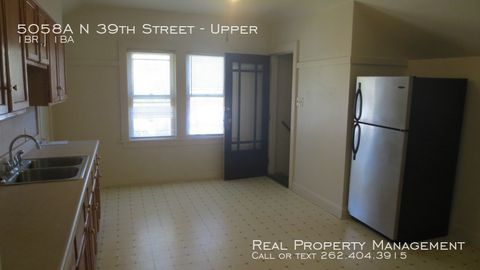 Photo of 5058 A N 39th St Unit Upper, Milwaukee, WI 53209