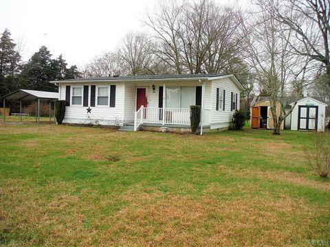 Photo of 301 Peebles St, Jackson, NC 27845