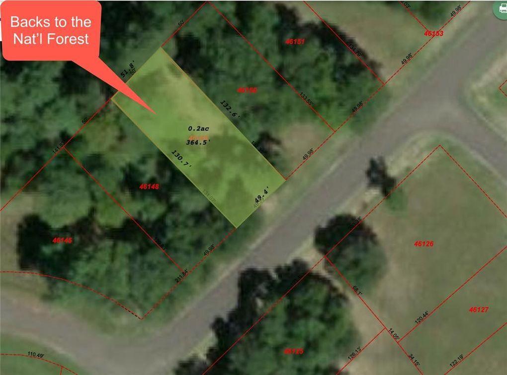 5 W Forest Dr Lot 3 Huntsville, TX 77358
