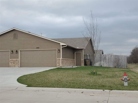Photo of 5359 N Cypress St, Bel Aire, KS 67226