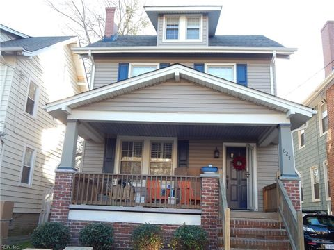 Photo of 627 Pennsylvania Ave, Norfolk, VA 23508
