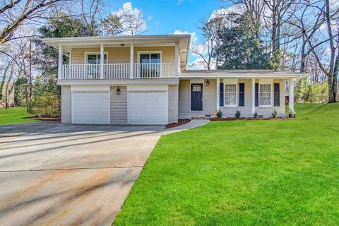 Photo of 1123 Redan Way, Stone Mountain, GA 30088