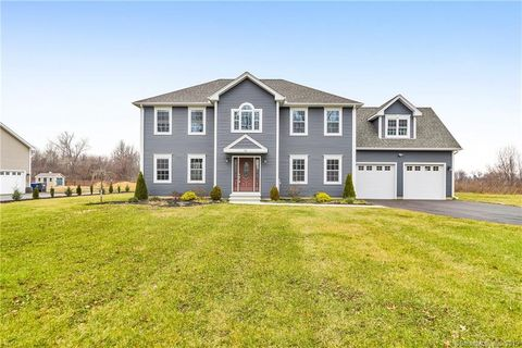 Photo of 420 Hickory St, Suffield, CT 06078