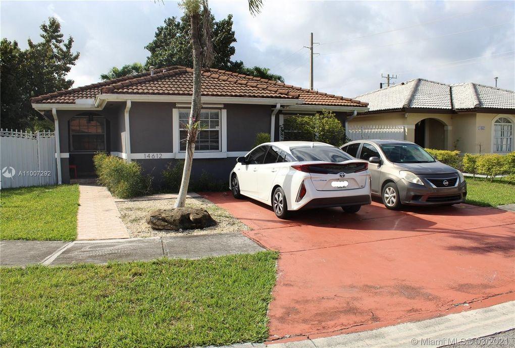 14612 SW 170th St Miami, FL 33177
