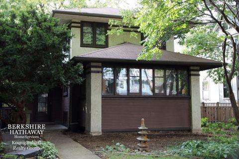 Photo of 131 S Humphrey Ave, Oak Park, IL 60302