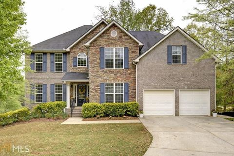 510 Woodlore Ln Nw Acworth GA 30101