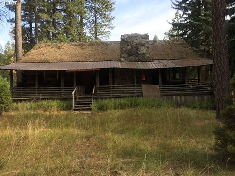 67021 End Rd, Summerville, OR 97876