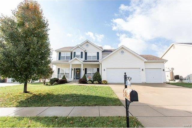 Fairview Heights Il >> 6813 Pelham Manor Dr Fairview Heights Il 62208