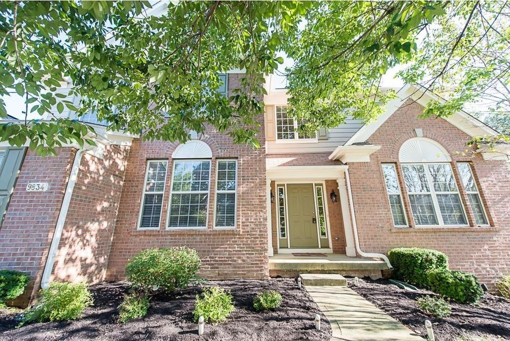 9834 Belcrest Ln Indianapolis, IN 46256