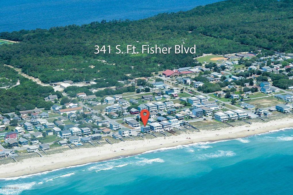 341 Fort Fisher Blvd S Kure Beach Nc 28449 Realtor Com