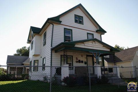 Photo of 1500 Sw Van Buren St, Topeka, KS 66612