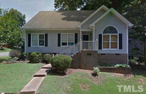 Trailwood Springs Raleigh NC
