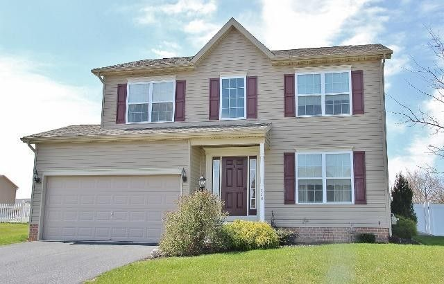 170 quartz ridge dr york pa 17408 home for sale and real estate listing