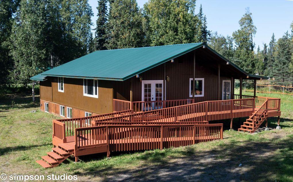 45123 Holt Lamplight Rd, Nikiski North Kenai, AK 99635