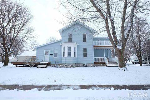 401 N Linn St, Benson, IL 61516