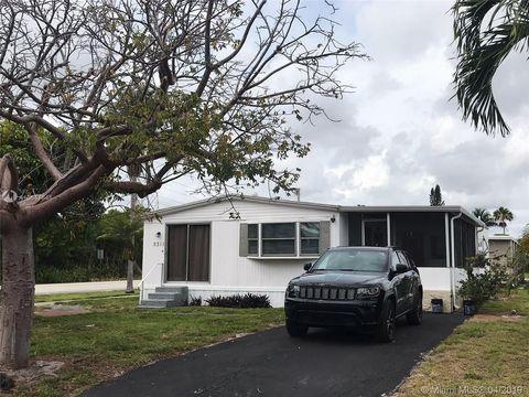 Ravenswood Estates Marinas, Dania Beach, FL Real Estate