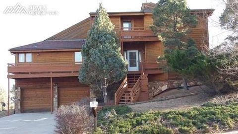 465 Crystal Hills Blvd, Manitou Springs, CO 80829