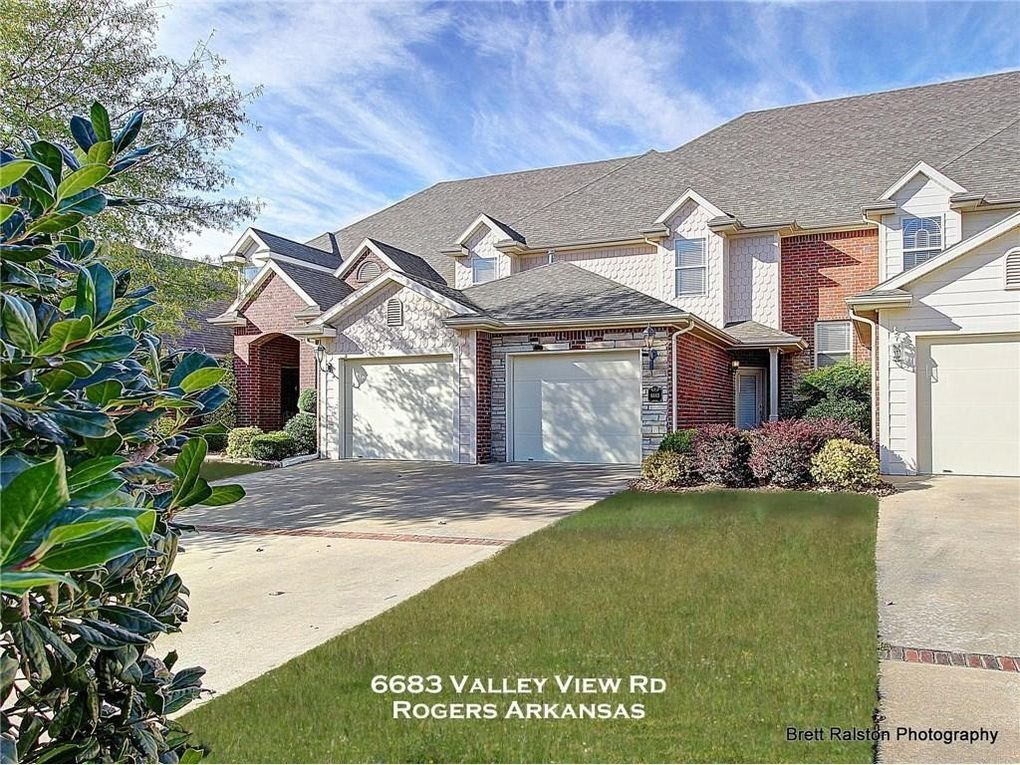6683 W Valley View Rd, Rogers, AR 72758