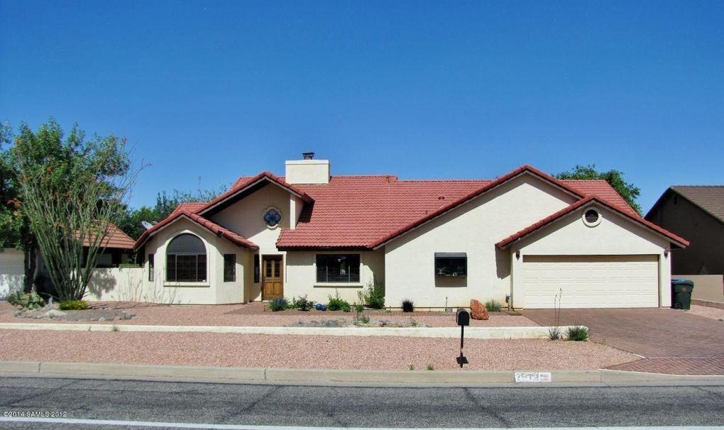 2919 Saint Andrews Dr, Sierra Vista, AZ 85650
