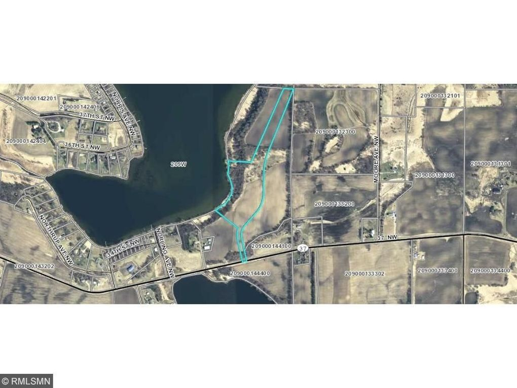 Hoyer Minnesota Map.X County Road 37 Nw French Lake Twp Mn 55302 Realtor Com
