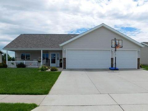 4513 E Calgary Ave Bismarck Nd 58503 Single Family Home