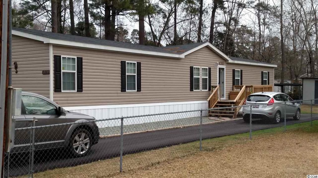 Myrtle Beach Mobile Homes Rentals