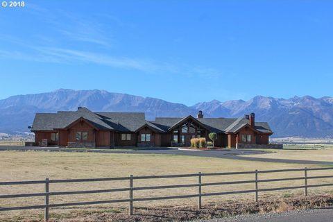 Photo of 65999 Crow Creek Rd, Enterprise, OR 97828