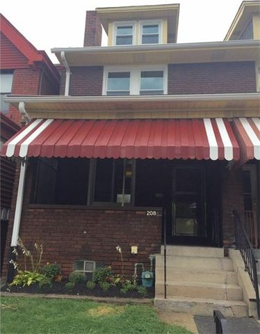 Friendship Park Pittsburgh Homes For Sale