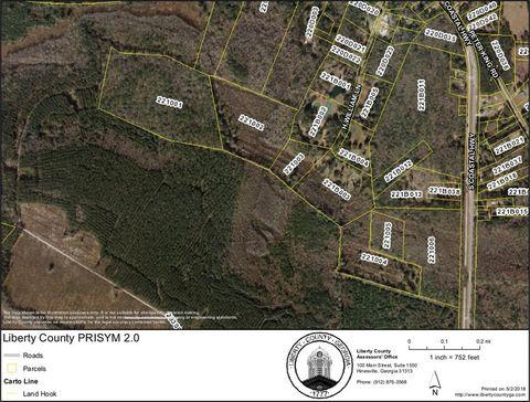 Coastal Hwy, Riceboro, GA 31323