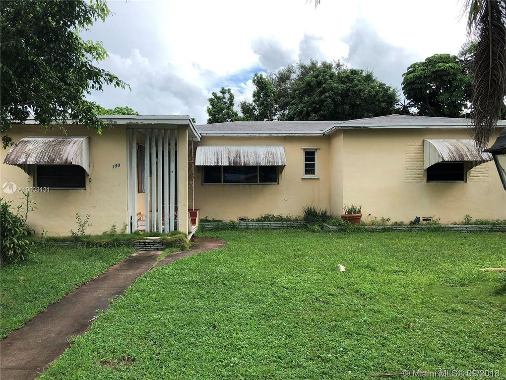 153 Nw 143rd St, Miami, FL 33168