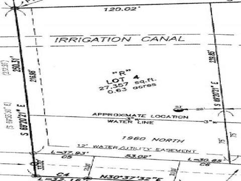 1960 N 6900 E, Croydon, UT 84018