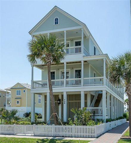 Beachtown village galveston tx real estate homes for for Galveston home builders