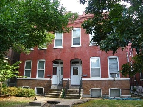 Fox Park Historic District Saint Louis MO Recently Sold