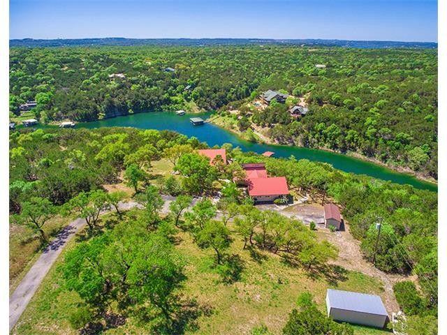 delightful lago vista #4: 18205 Ridge Rd, Lago Vista, TX 78645