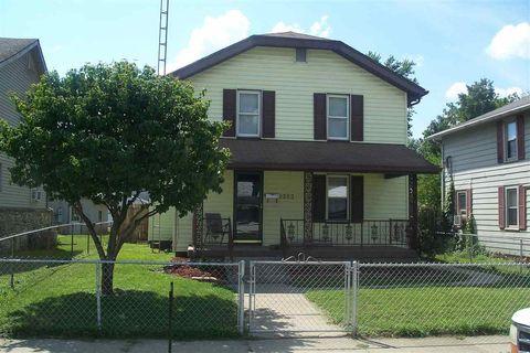 2323 Iowa Ave, Connersville, IN 47331