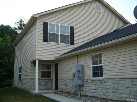 826 Woodside Creek Dr, Festus, MO 63028