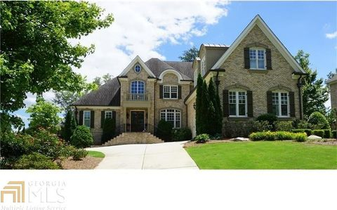 Marietta GA Homes With Special Features