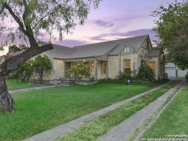 Home For Sale  Mulberry In San Antonio