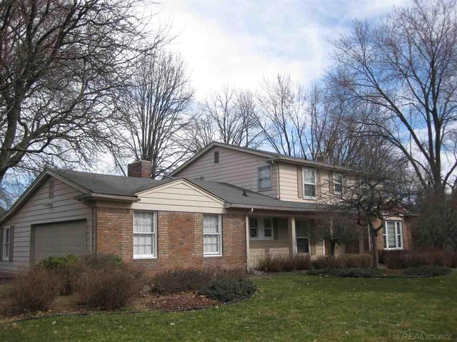 879 foxhall rd bloomfield hills mi 48304 home for sale