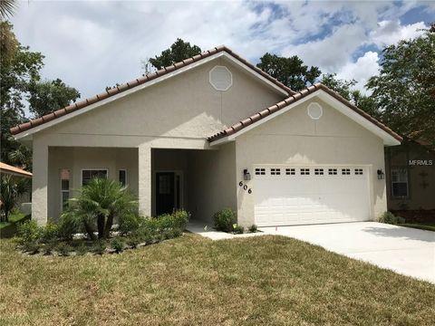 606 Anhinga Rd, Winter Springs, FL 32708