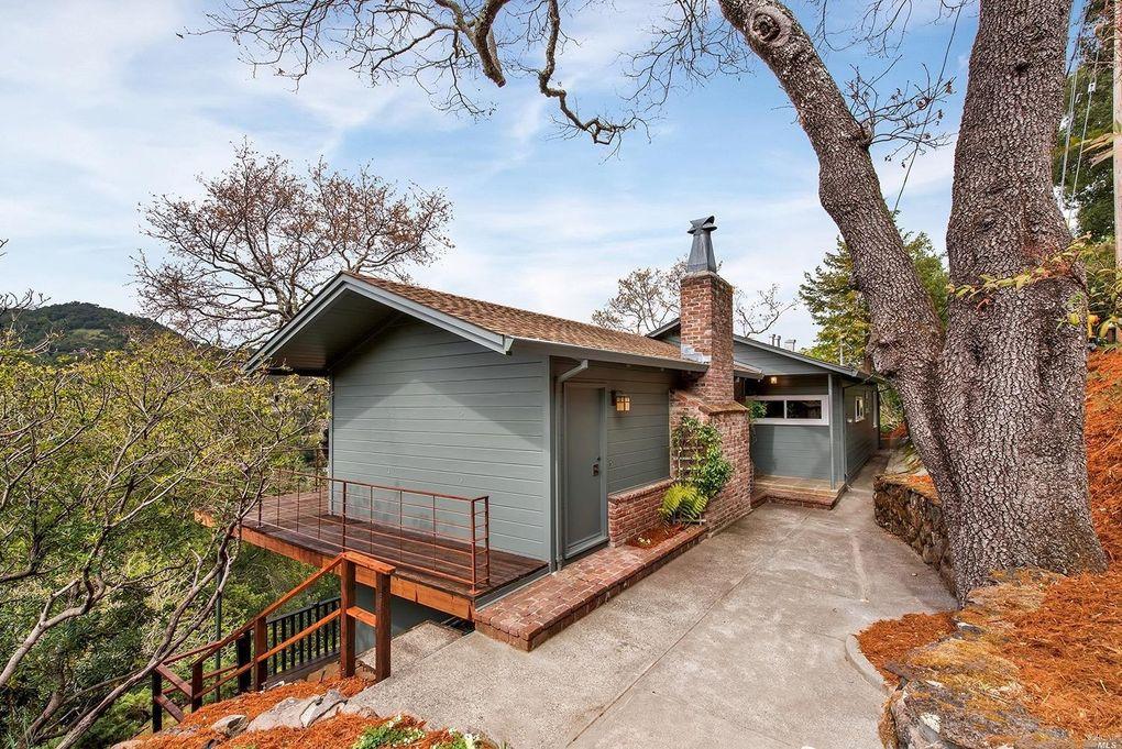 181 Hillside Dr, Fairfax, CA 94930