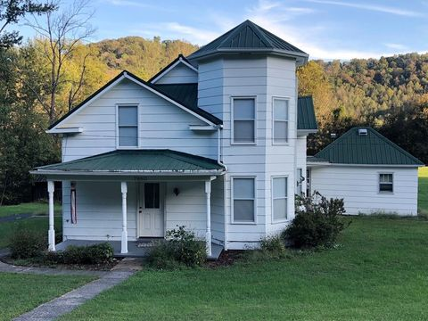 7880 Ky Route 581, River, KY 41254