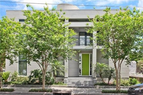 Lower Garden District New Orleans LA Real Estate Homes for