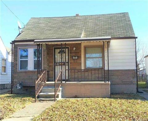 3381 S Ethel St, Detroit, MI 48217
