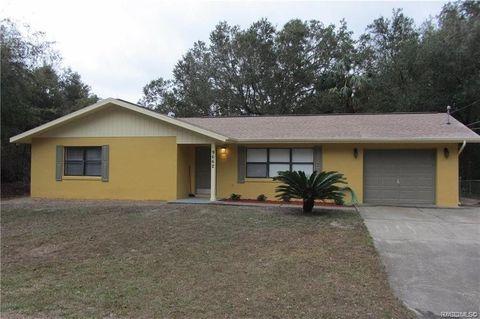 Photo of 9662 W Green Ln, Crystal River, FL 34429