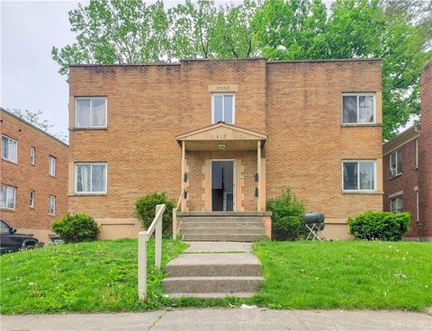 Photo of 412 W Norman Ave, Dayton, OH 45406